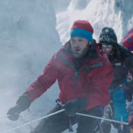 A screen shot from YouTube of the trailer for Universal Pictures' 'Everest.'