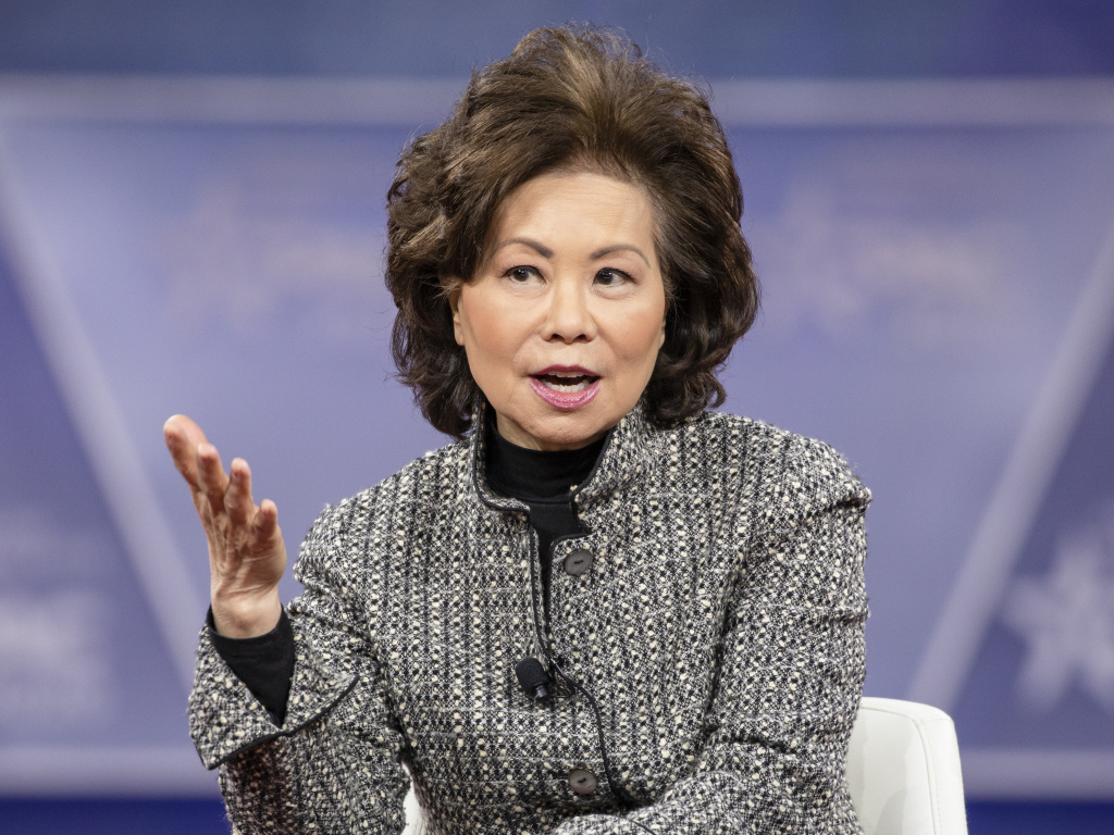Former Secretary of Transportation Elaine Chao used her agency's resources to assist in person errands and to help her family, according to an inspector general report.