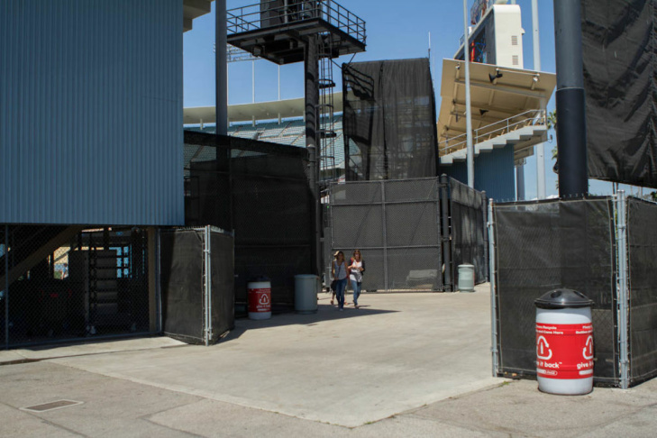 American Idol held auditions for its upcoming 12th season on Thursday at Dodger Stadium.