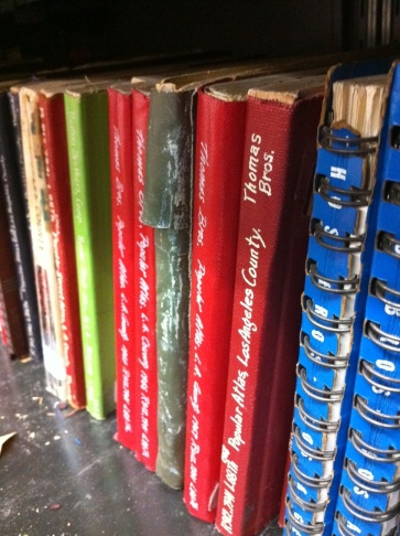 Vintage Thomas Guides
