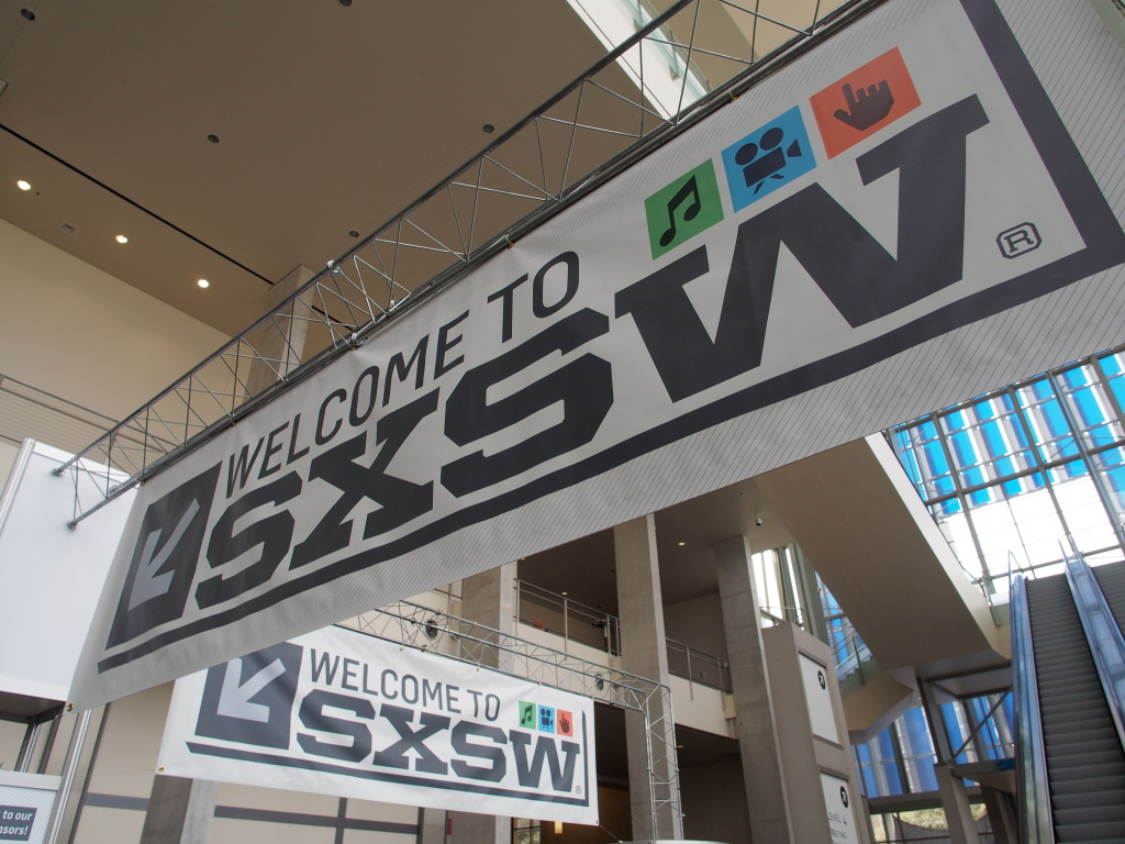 The South By Southwest Interactive conference in Austin attracts thousands of technology innovators.