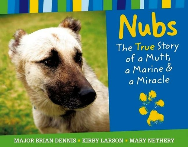 """Nubs, the True Story of a Mutt a Marine and a Miracle"