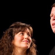 "Michelle (L) and Jim Bob Duggar of The Learning Channel TV show ""19 Kids and Counting"" speak at the Values Voter Summit on September 17, 2010 in Washington, DC."