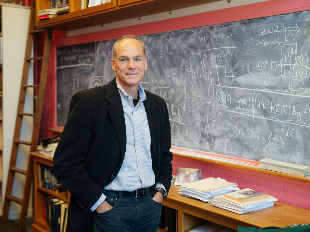 Marcelo Gleiser, 60, won the 2019 Templeton Prize for his work finding the common ground between science and spirituality.