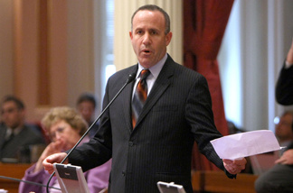 California Senate President pro Tem Darrell Steinberg is shepherding a bill through the legislature to update a rape law that's been on the books since 1872.