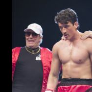 "Miles Teller and Aaron Eckhart star in the new boxing drama ""Bleed For This."""