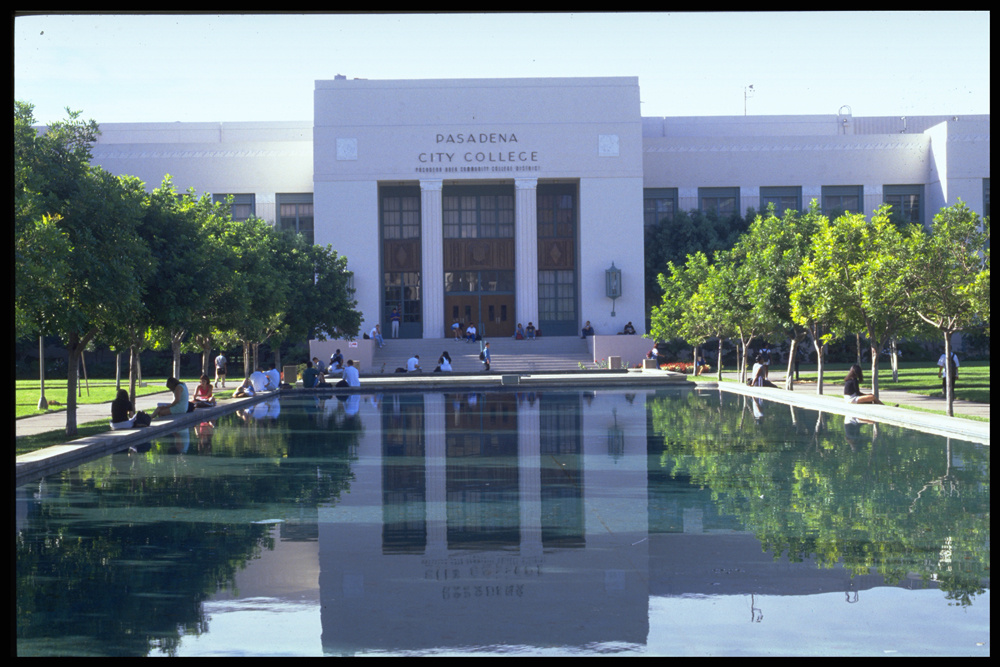 Image of Pasadena Community College.