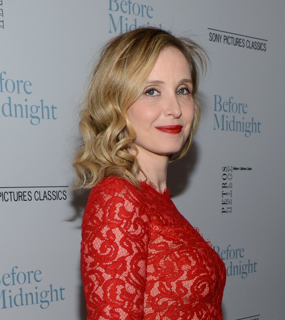 Actress Julie Delpy attends the premiere of Sony Pictures Classics'