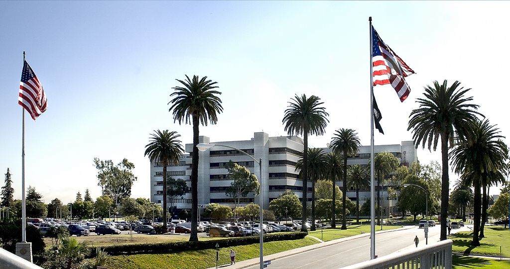 Veterans Administration's West Los Angeles Medical Center