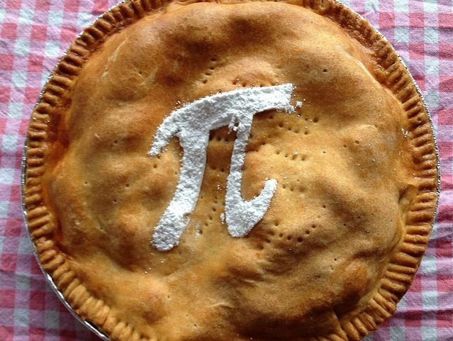 March 14, 2013 - Pi Day