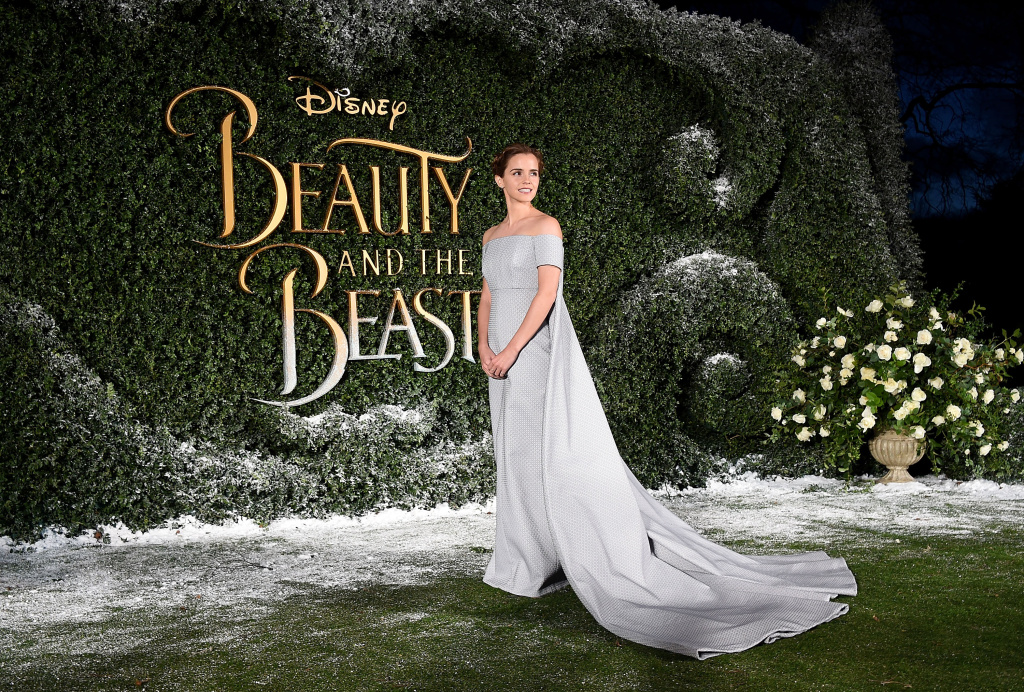 Emma Watson attends UK launch event for Disney's