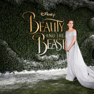 "Emma Watson attends UK launch event for Disney's ""Beauty And The Beast"" at Spencer House on February 23, 2017 in London, England."