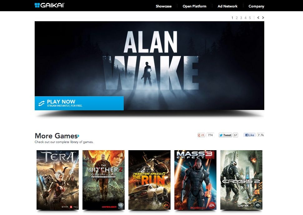 Gaikai, an L.A.-based gaming startup, just sold to Sony. It was engineering talent that made the company successful.