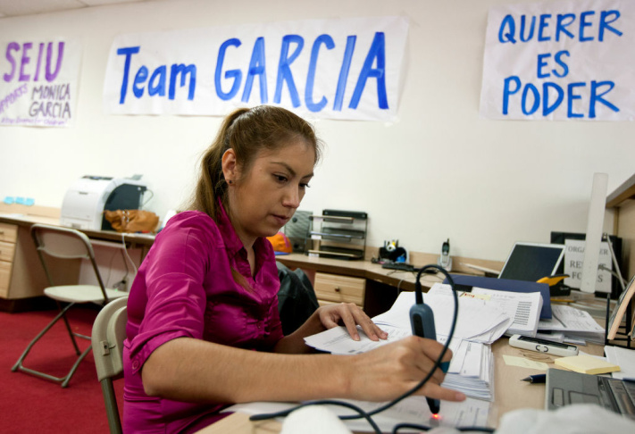 Monica Garcia Campaign Office - 7