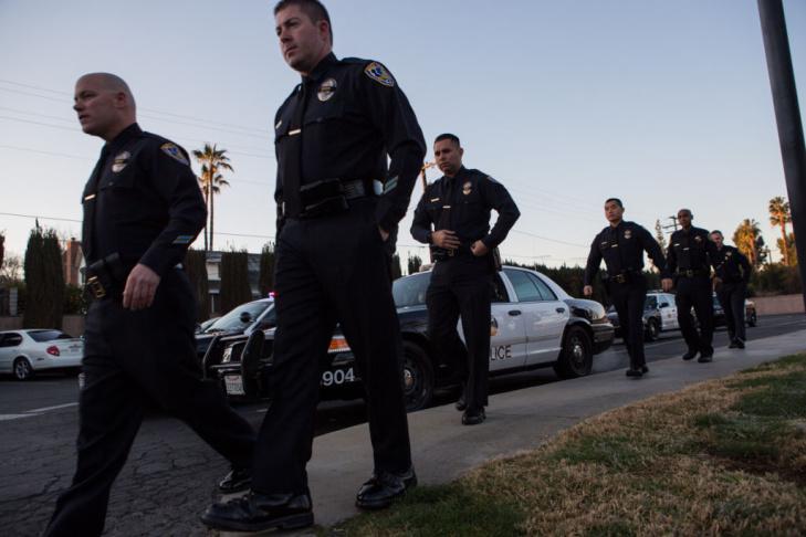 Michael Crain Funeral Dorner Shooting Riverside