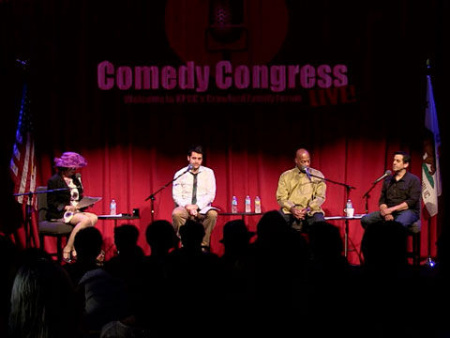Comedy Congress 06-27-12