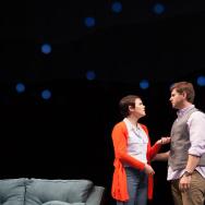 """Ginnifer Goodwin and Allen Leech star in """"Constellations."""""""