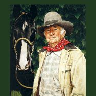 """A Real American Character:The Life of Walter Brennan"" by Carl Rollyson"