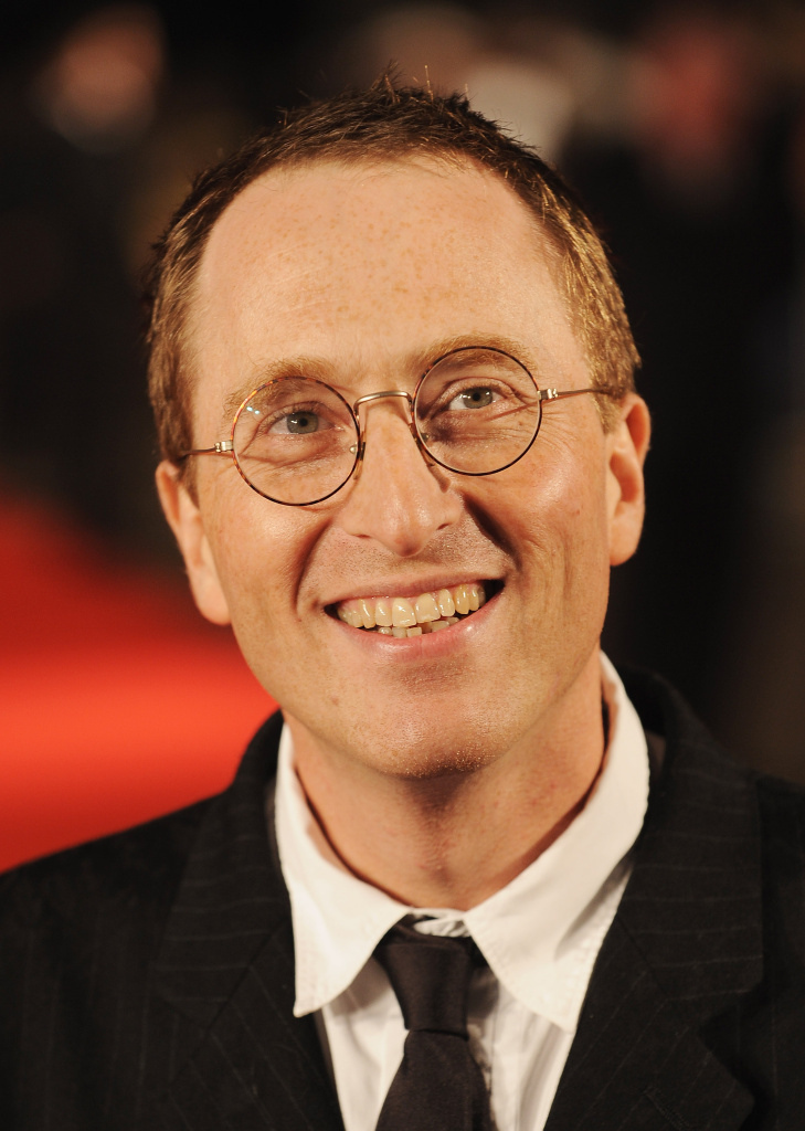 Author Jon Ronson.