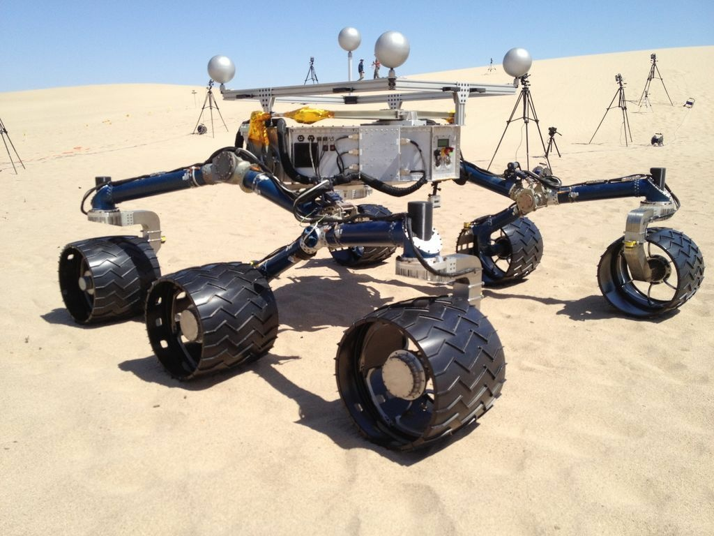 The Curiosity rover is set to make its landing this Sunday.