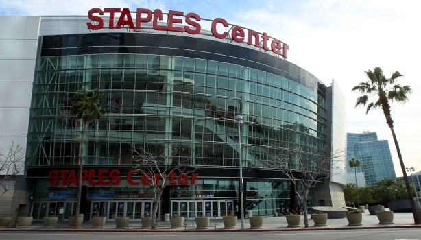 Staples Center in Downtown Los Angeles generates lots of revenue for neighboring restaurants and businesses. What would an NBA lockout mean for those shopowners and barkeeps?