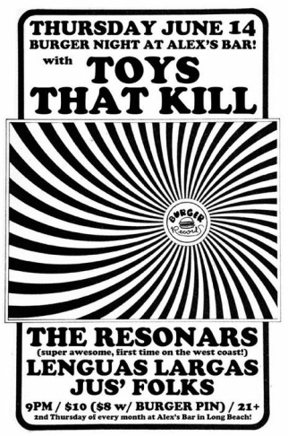 Resonars/Toys that Kill fler