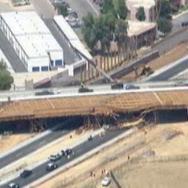 215 freeway bridge collapse
