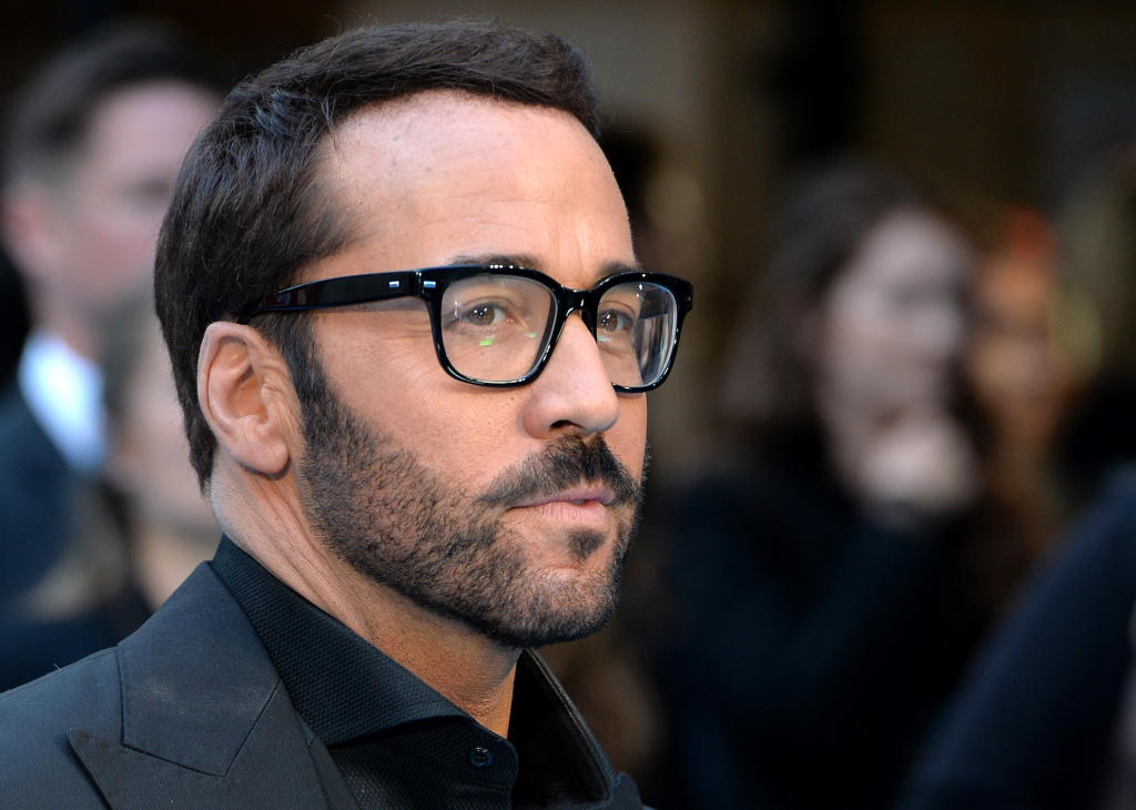 File: Jeremy Piven attends the European Premiere of
