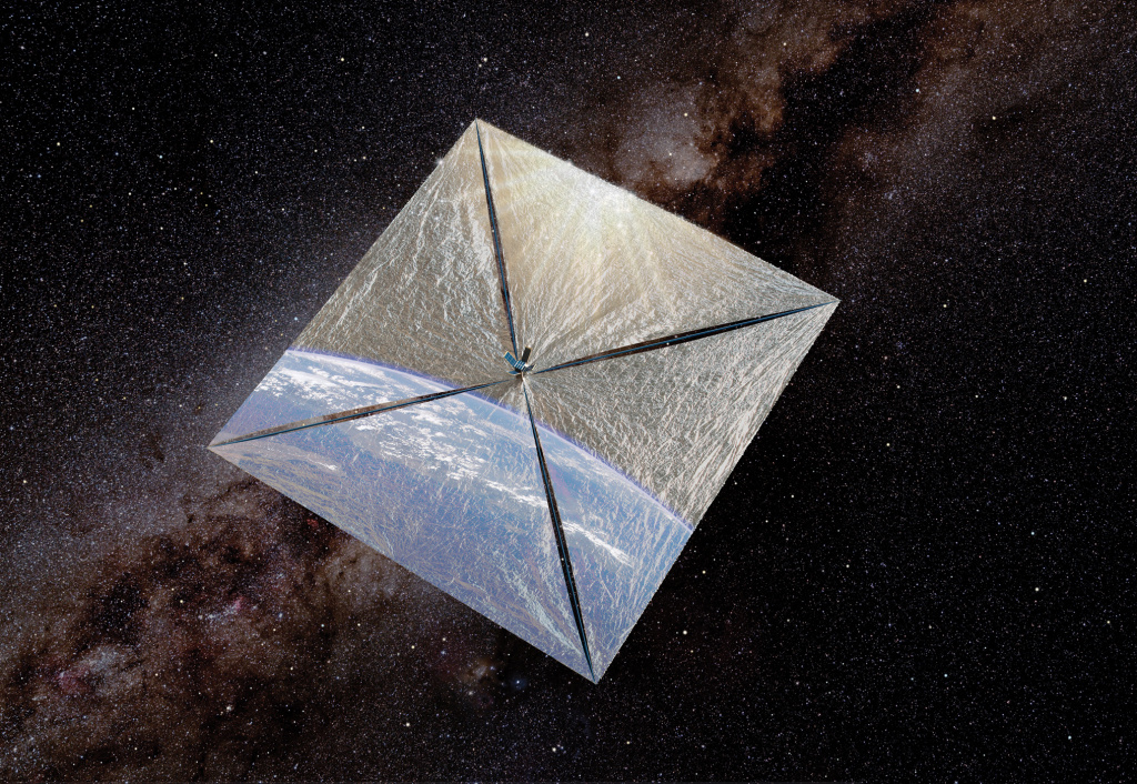 Event: LightSail: The countdown begins!