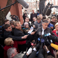Huntsman Campaigns Furiously In NH One Day Before Primary
