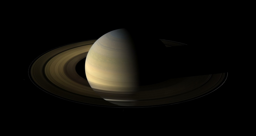 File photo of Saturn.