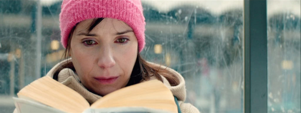 Sally Hawkins in a scene from, 'The Phone Call.'