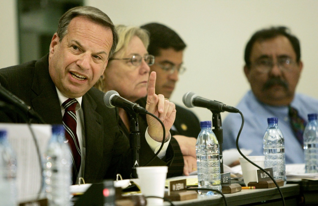 San Diego Mayor Bob Filner has said he will enter an