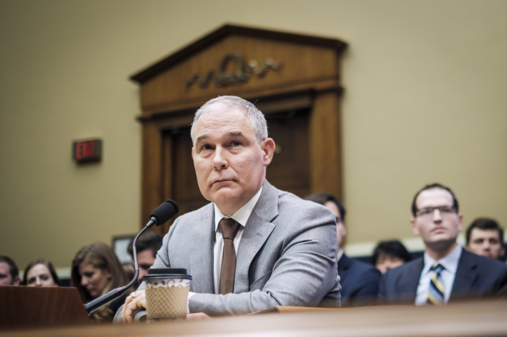 Environmental Protection Agency Administrator Scott Pruitt was among the most controversial of President Trump's original Cabinet-level picks.