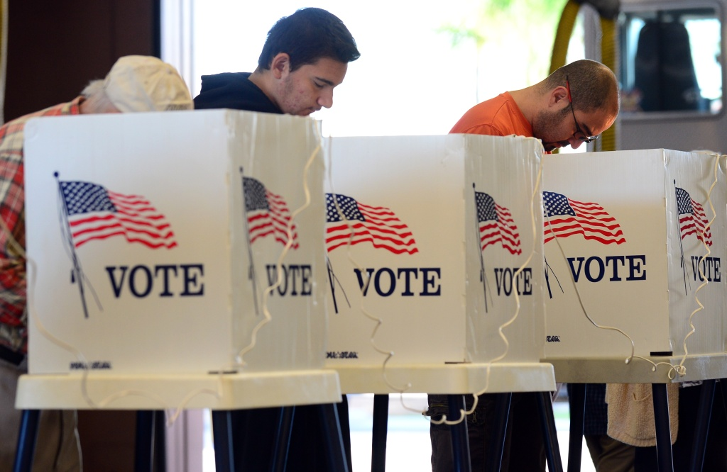 A new report from the Public Policy Institute of California finds voter turnout did not improve under the state's new top-two primary system.