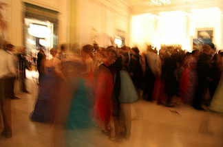 File photo: Prom at Shedd Aquarium, May 14, 2008