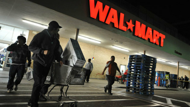 Wal-Mart is the largest private employer in the U.S. It has its critics. It's expanding in California. And it want to bring a smaller store to L.A.'s Chinatown. But opposition is mounting.