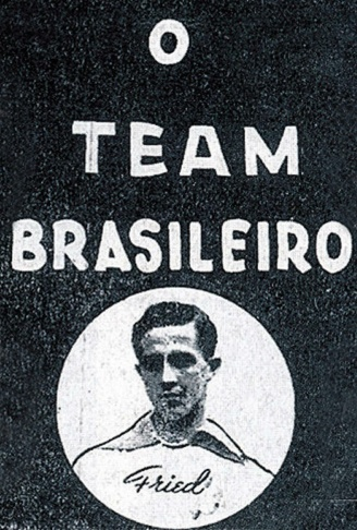 Poster of Brazil's Fried, player of the 1919 Brazi
