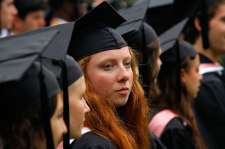 Study finds more than a third of students showed no improvement in critical thinking skills after four years at a university was cause for concern.