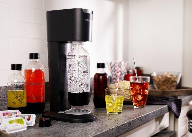 Image of the popular soft drink maker, Soda Stream.