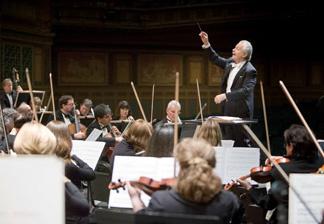 The Pasadena Symphony Orchestra will move across downtown Pasadena to the Ambassador Auditorium.