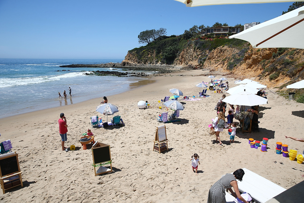A general view of atmosphere at  Ju-Ju-Be's 2nd Annual Ju-Ju-Beach Event celebrating lthe launch of Baby Tula Collaboration on April 22, 2017 in Laguna Beach, California.