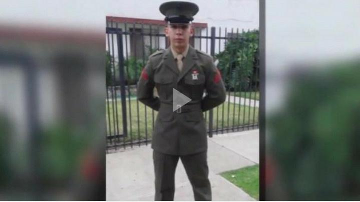 Lance Cpl. Carlos Segovia-Lopez, who passed away Sep. 19.