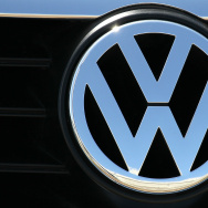 SAN RAFAEL, CA - MARCH 28:  A logo is displayed on the front grill of a brand new Volkswagen car at a Volkswagen dealership on March 28, 2011 in San Rafael, California.  (Photo by Justin Sullivan/Getty Images)