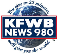 Does KFWB's nixing of it's all-news format make this logo a collector's item?