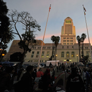 Los Angeles Dismantles Occupy LA Encampment
