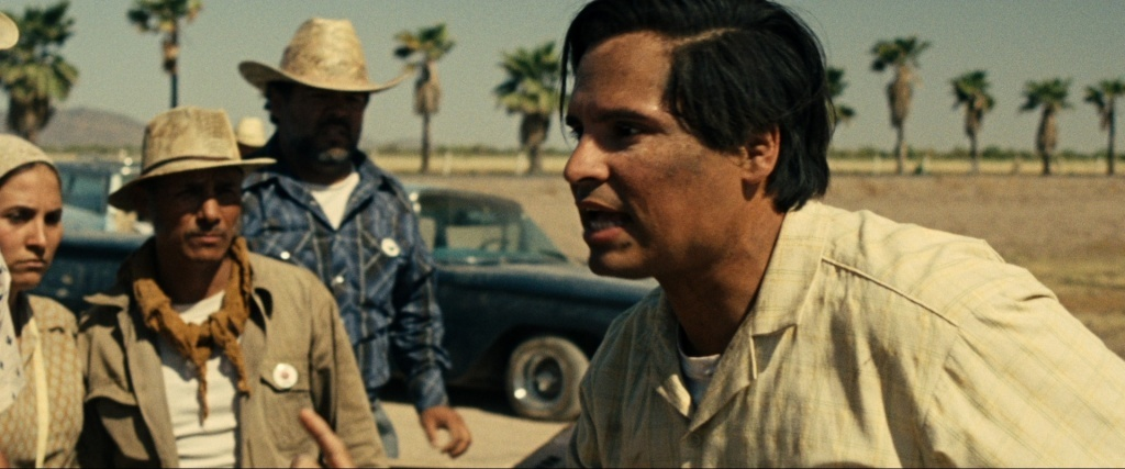 <em>Cesar Chavez </em>pulled in $3 million in box office last weekend and did noticeably better in areas where the farmworkers' advocate was most active.
