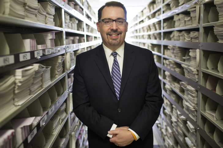 Dean C. Logan is the Registrar-Recorder/County Clerk for Los Angeles County. Logan has been in the position since 2008.
