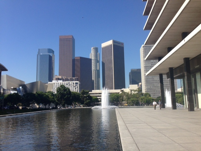 The headquarters of the Los Angeles Department of Water and Power is shown in this file photo.