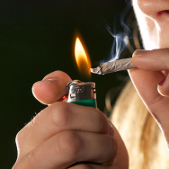 pot marijuana weed joint lighter legalization smoking